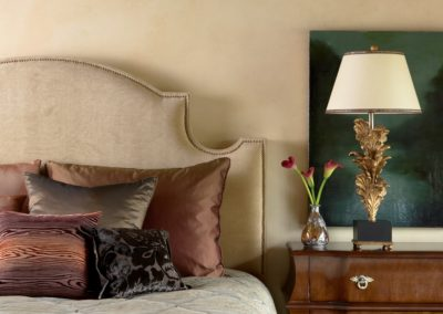 Twist Interior Design - Easy Elegance bedroom