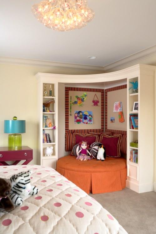 Twist Interior Design - Easy Elegance child's bedroom