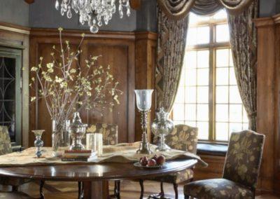 Twist Interior Design - Easy Elegance formal dining room