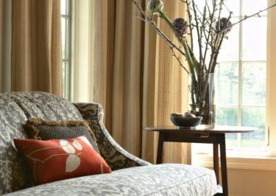 Twist Interior Design - Easy Elegance family room