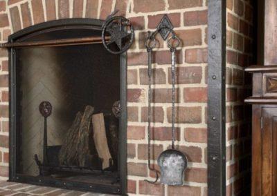 Twist Interior Design - Easy Elegance fireplace
