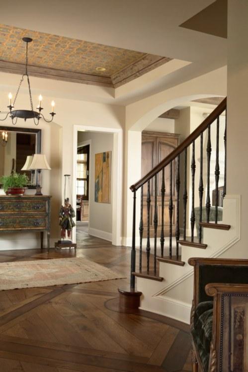 Twist Interior Design - Easy Elegance foyer