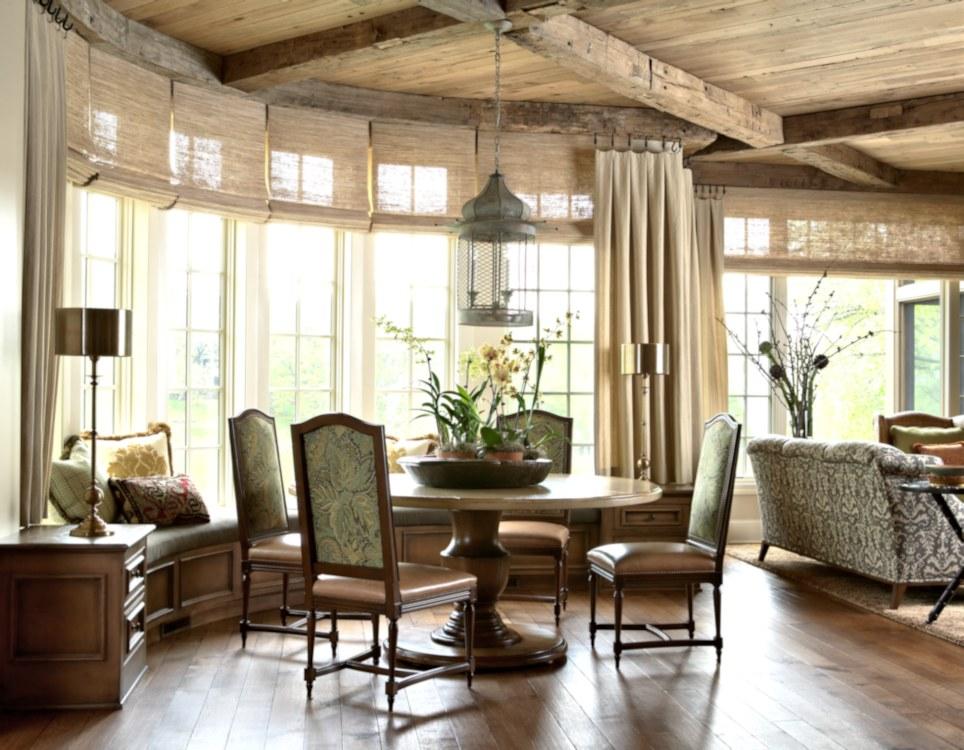 Twist Interior Design - Easy Elegance casual dining room