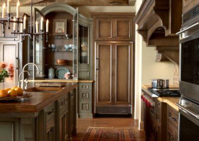 Twist Interior Design - Easy Elegance kitchen