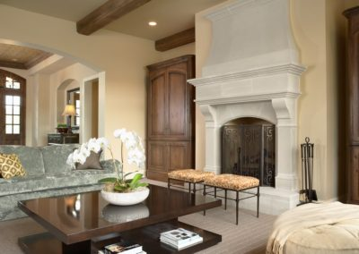 Twist Interior Design - Easy Elegance living room