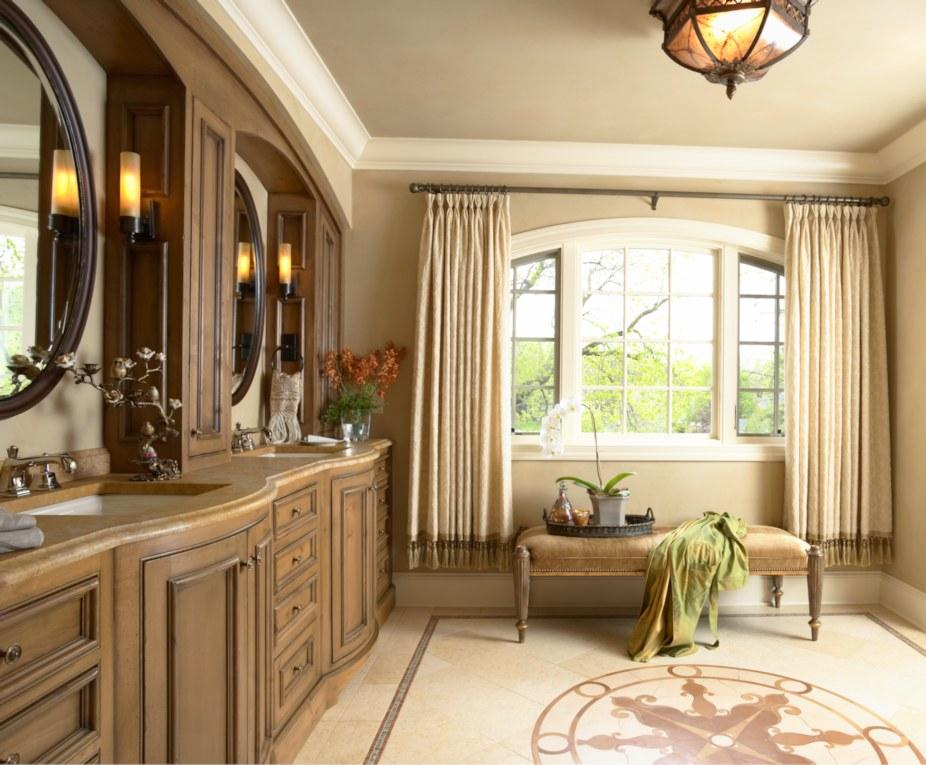 Twist Interior Design - Easy Elegance master bath