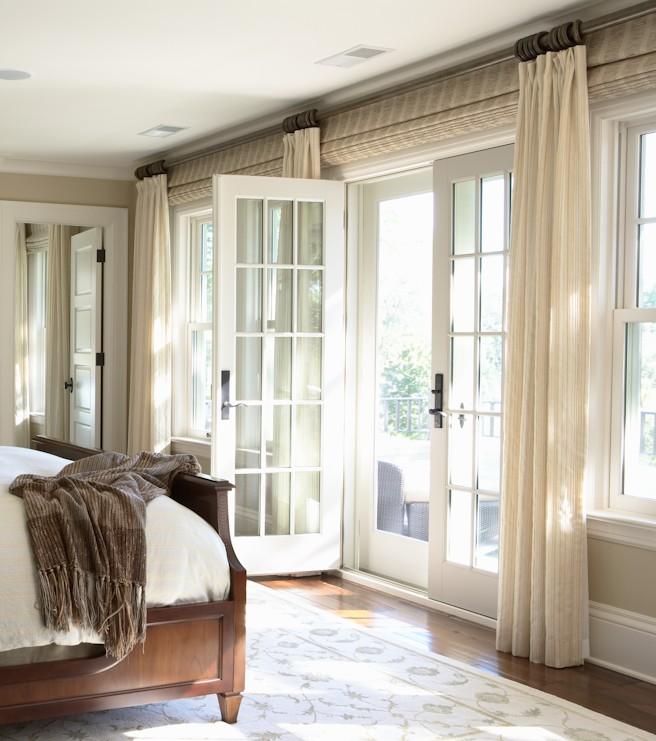 Twist Interior Design - Hampton's Spirit bedroom