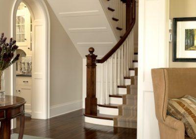 Twist Interior Design - Hampton's Spirit foyer