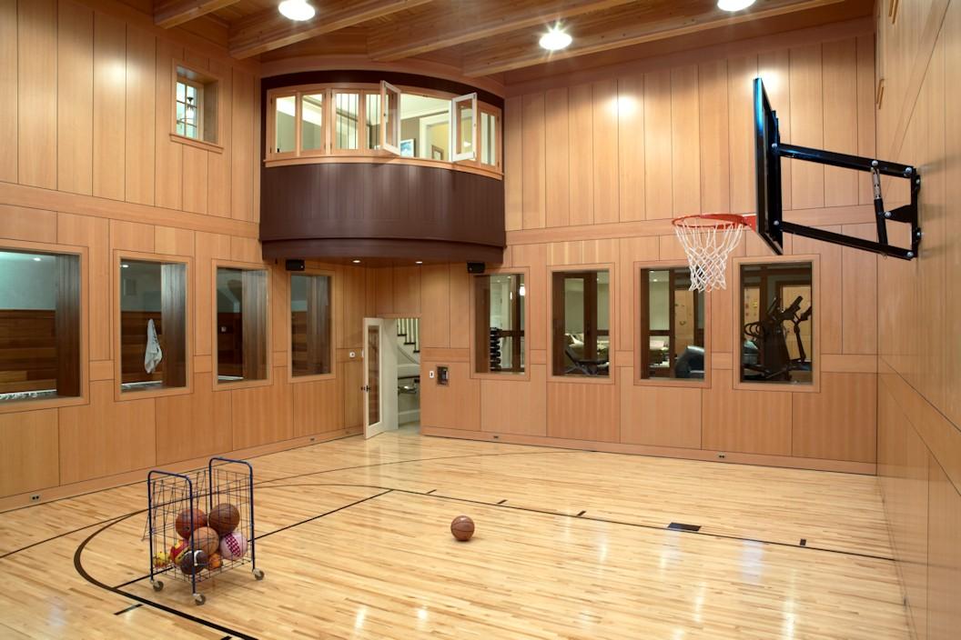 Twist Interior Design - Hampton's Spirit gym