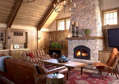 Twist Interior Design - Hampton's Spirit spirit lodge