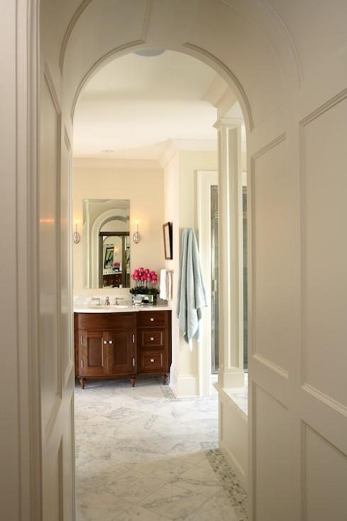 Twist Interior Design - Hampton's Spirit master bath