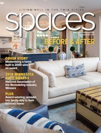 SPACES Magazine Feb Mar 2019