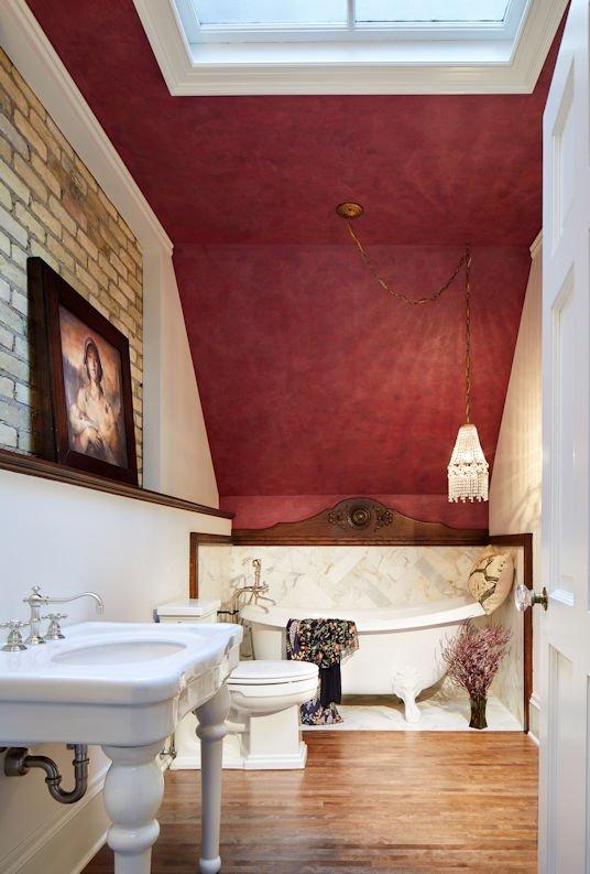 stunning washroom in ACT 2 by Twist Interior Design