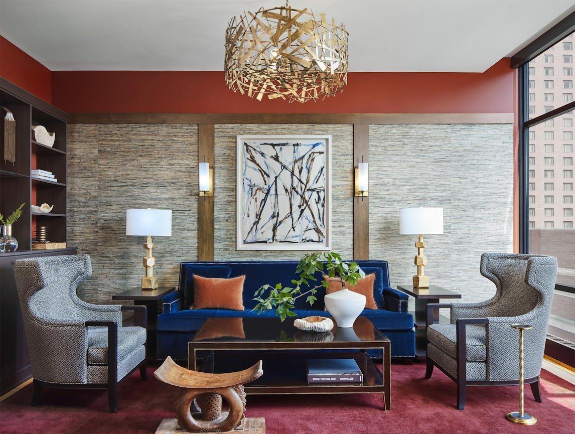 Hotel Ivy room decor by Twist Interior Design